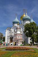 ウスペンスキー寺院 セルギエフポサード ロシア