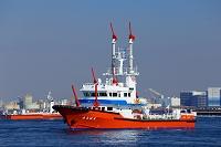神奈川県 横浜市出初式 消防艇よこはま