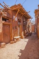 イラン カシャーン郊外 アブヤーネ村