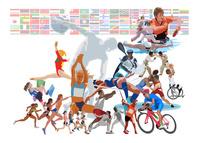 スポーツと国旗