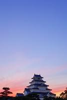 福島県 会津若松城