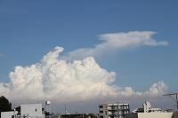 積乱雲の一生 組写真