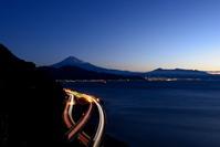 静岡県 静岡市 薩た峠 富士山