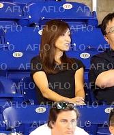 イチロー】弓子夫人と2ショット TV・出版・報道向け写真ならアフロ