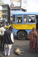 インド・カルカッタ 街並み
