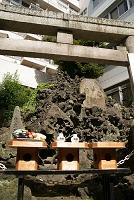 鉄砲洲富士 鐵砲洲稲荷神社