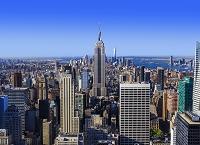 ニューヨーク エンパイア・ステート・ビル マンハッタン
