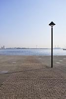 神奈川県 横浜港 新港パーク