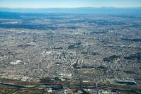 府中市(東京競馬場)周辺より国分寺方面