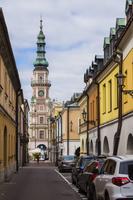 ポーランド ザモシチ 旧市街