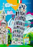 イタリア ピサのドゥオーモ広場