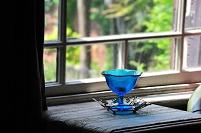 兵庫県 窓辺のグラス
