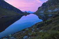 オーストリア アルプス山脈