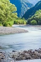 長野県 上高地の梓川