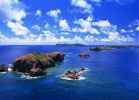 東京都 小笠原諸島 母島より鰹鳥島