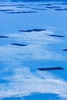 岡山県 瀬戸内海とかきいかだ