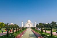 インド アグラ タージマハル