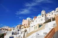 ギリシャ サントリーニ島の教会