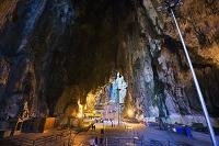 マレーシア クアラルンプール バトゥ洞窟