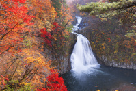 秋田県 法体の滝