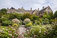 イギリス チッピングガムデン 家と庭