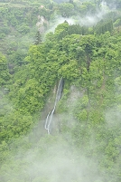 大分県 震動の滝