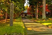 岩手県 平泉町 中尊寺金色堂
