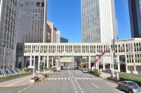 東京都 都庁通り