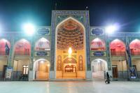イラン シラーズ シャー・チェラーグ廟