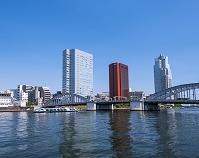 東京都 隅田川 勝鬨橋