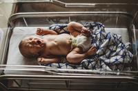 外国人の赤ちゃん