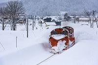北海道 ラッセル車