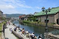 北海道 小樽市 小樽運河