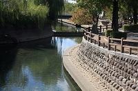 岐阜県 大垣市 水門川