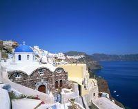 ギリシャ サントリーニ島イア