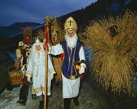 ドイツ ブットマンドル(聖ニコラウス祭)