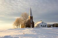 カナダ プリンスエドワード島 教会
