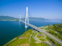 広島県 しまなみ海道 多々羅大橋