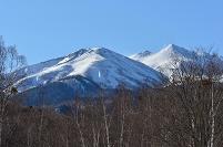 長野県 冬の乗鞍高原
