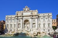 イタリア ローマ トレヴィの泉