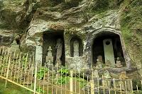 千葉県 鋸南町 日本寺 甚五郎の墓