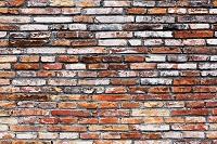 マレーシア 煉瓦塀