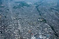 神奈川 相模原市街地(相模原市役所周辺)