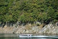 北山川 ジェット船