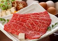 すき焼き用牛肉