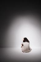 孤独な女の子