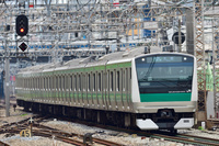 東京都 JR東日本 E233系 電車
