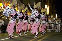 日本 徳島県 阿波踊り