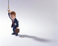 憂鬱なビジネスマン