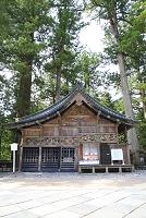 栃木県 日光東照宮の神厩舎